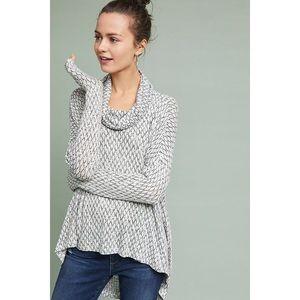 Akemi + Kin Aiden Cowl Neck Pullover Sweater Small